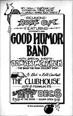 Good Humor Band with Don' Axe Me....Bitch?